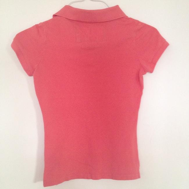 Abercrombie & Fitch T Shirt Salmon