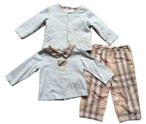 Burberry Infant Baby Boy Check Button Down Shirt