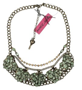 Betsey Johnson Betsey Johnson Frontal Necklace