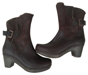d24114db0fd Brown UGG Australia Mules & Clogs Chunky Up to 90% off at Tradesy