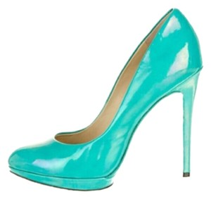 B Brian Atwood Turquoise Pumps