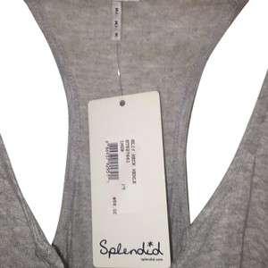 Splendid Top HEATHER GREY