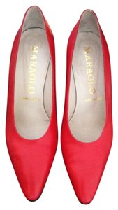 Maraolo Exclusive Red Pumps