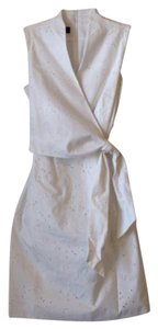 Jones New York short dress White on Tradesy