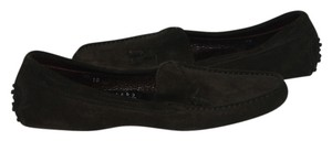 Tod's Suede Loafers brown Flats