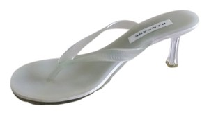 Rampage clear/white Sandals