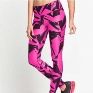 c6305dbd0a6f71 Pink Nike Active Maternity Leggings - Up to 90% off at Tradesy