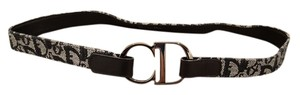 Dior Christian Dior Monogram Belt