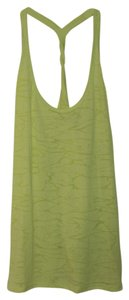 Old Navy NWT Old Navy Active Burnout Tank Bright Yellow size Large NEW