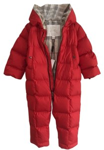 Burberry Burberry Quilted Down Snowsuit (Baby 24 Months)