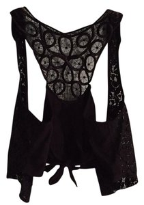Free People Top Blac