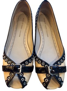 Marc by Marc Jacobs Nude black Flats
