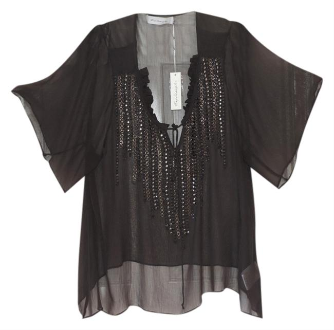 T-Bags New With Tag Floaty Chiffon Tunic