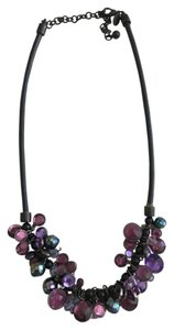 Chico's Chico's multi purple necklace.