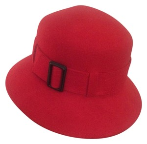 6584a376060 Red Nine West Hats - Up to 70% off at Tradesy