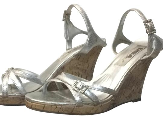 Diba Silver Wedges
