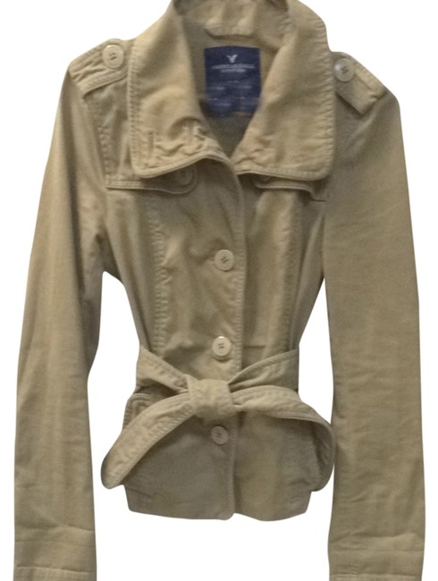 American Eagle Outfitters Khaki/olive Jacket