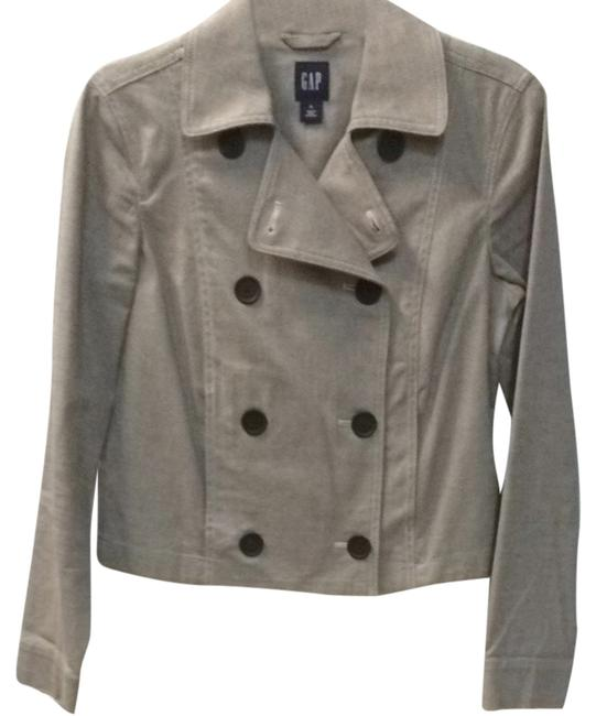 Gap Brown And White Jacket