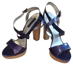 Nine West Blue Sandals