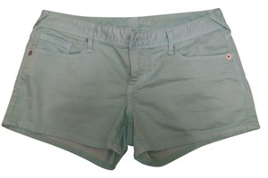 Maurices Mini/Short Shorts Mint Green