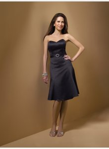 Alfred Angelo Black Style 7047 Dress