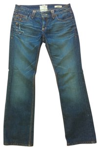 Taverniti So Jeans Designer Straight Leg Jeans-Medium Wash