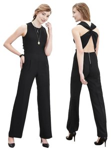 Banana Republic Jumpsuit Cut-out Dress
