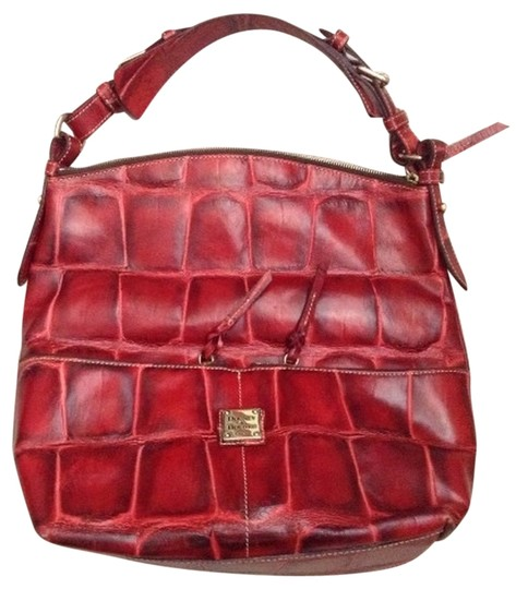 Preload https://item4.tradesy.com/images/dooney-and-bourke-zipper-pocket-red-satchel-1141113-0-0.jpg?width=440&height=440
