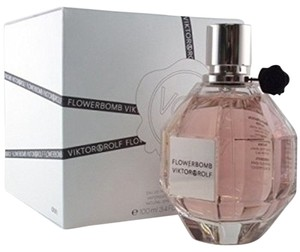 VIKTOR & ROLF Viktor & Rolf Flowerbomb 3.4oz/100ml eau de parfum spray Women's (**White Box**) TESTER