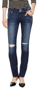 Hudson Jeans Skinny Jeans-Distressed
