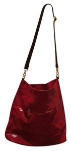 Charmes Tote in Red