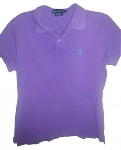 Polo Ralph Lauren T Shirt Purple