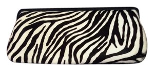 Lambertson Truex Black & white Clutch