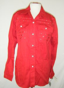 ST GERMAIN RED Jacket