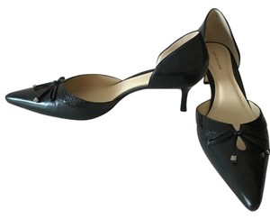 Ann Taylor Heel Black Pumps