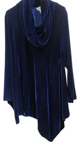 Soft Surroundings Velvet Tunic