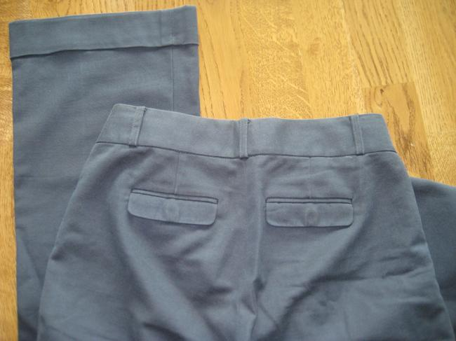 Banana Republic Martin Fit Boot Cut Pants Navy