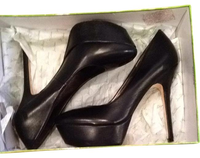 Sam Edelman Black Pumps Size US 7.5 Regular (M, B) Sam Edelman Black Pumps Size US 7.5 Regular (M, B) Image 1