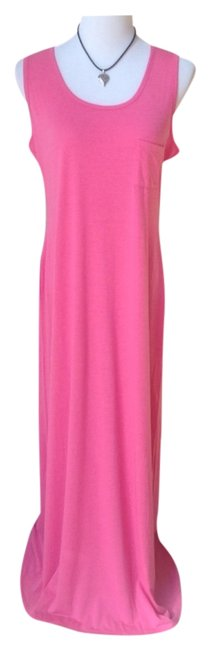 Preload https://item2.tradesy.com/images/pink-casual-maxi-dress-size-12-l-1141601-0-0.jpg?width=400&height=650