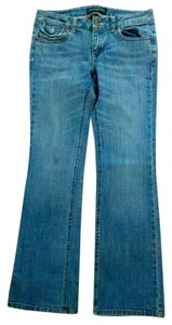 Banana Republic P750 Size 2 Boot Cut Jeans-Medium Wash