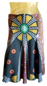 Zac Posen Skirt Multi