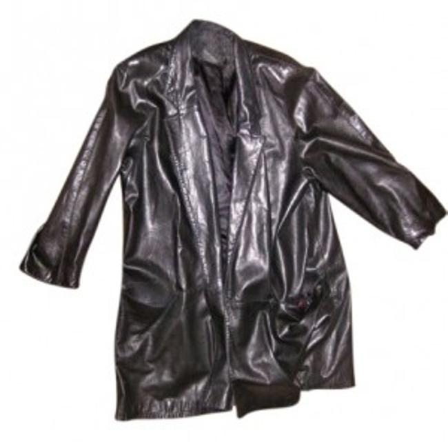Preload https://item4.tradesy.com/images/maxima-black-leather-jacket-size-14-l-11418-0-0.jpg?width=400&height=650
