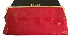 Anya Hindmarch Red Clutch