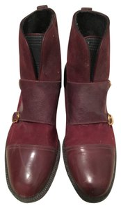 Fratelli Rossetti Ankle Great Condition Merlot Boots