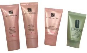 Estée Lauder Face Cleanser Exfoliator Lot Bundle