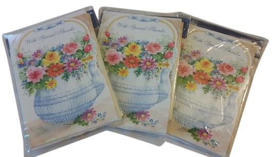 Gallant Greetings 3 packs of Thank You cards