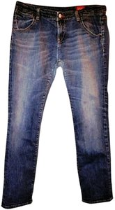 Yaso Skinny Jeans-Medium Wash