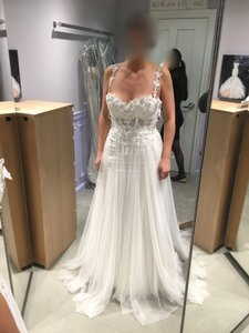 Pnina Tornai Pnina Tornai Wedding Dress Style 4267 Wedding Dress