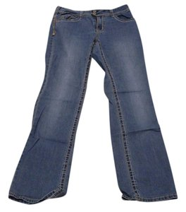 Angels Jeans Straight Leg Jeans-Light Wash
