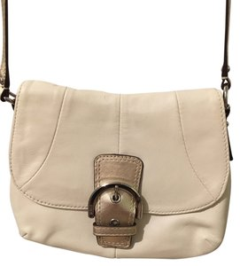 Coach Leather Small Cross Body Bag